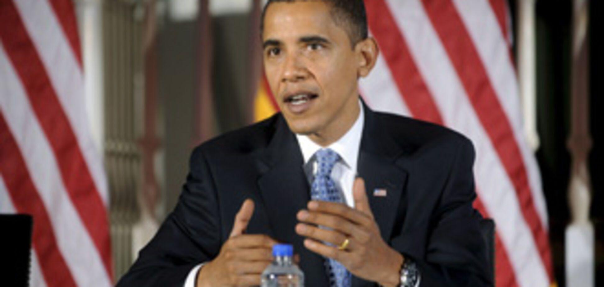 Росія уточнила, коли нагряне Обама в Москву