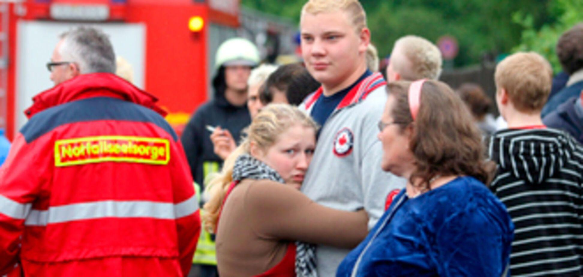 Напавшая на немецкую школу украинка задержана