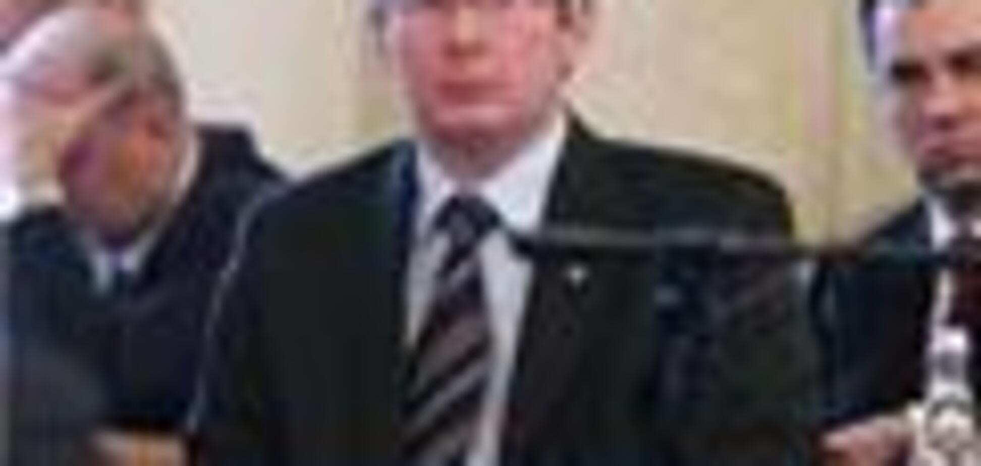 Луценко показал свое истинное лицо Европе