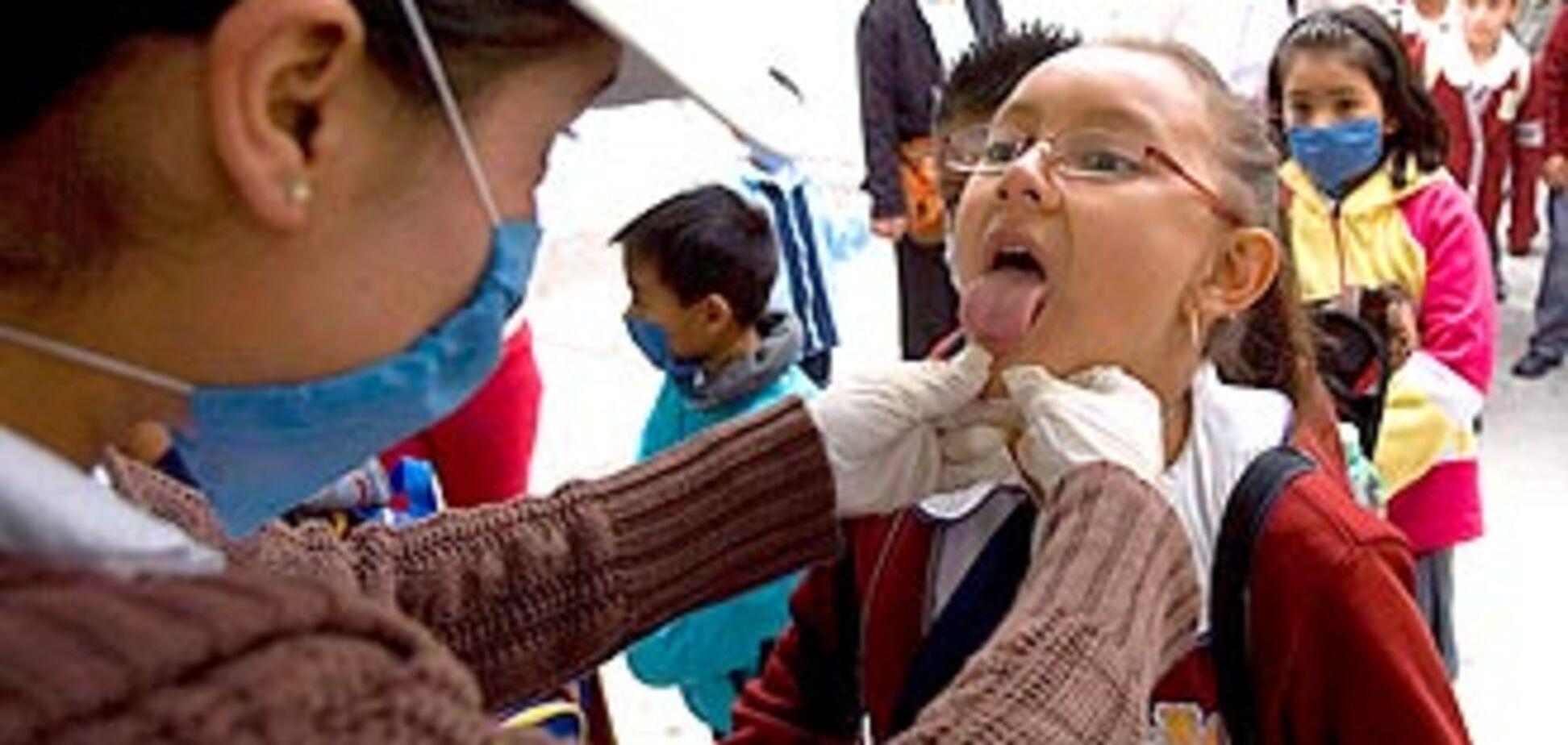 Грипп А/H1N1 начал агрессивные мутации