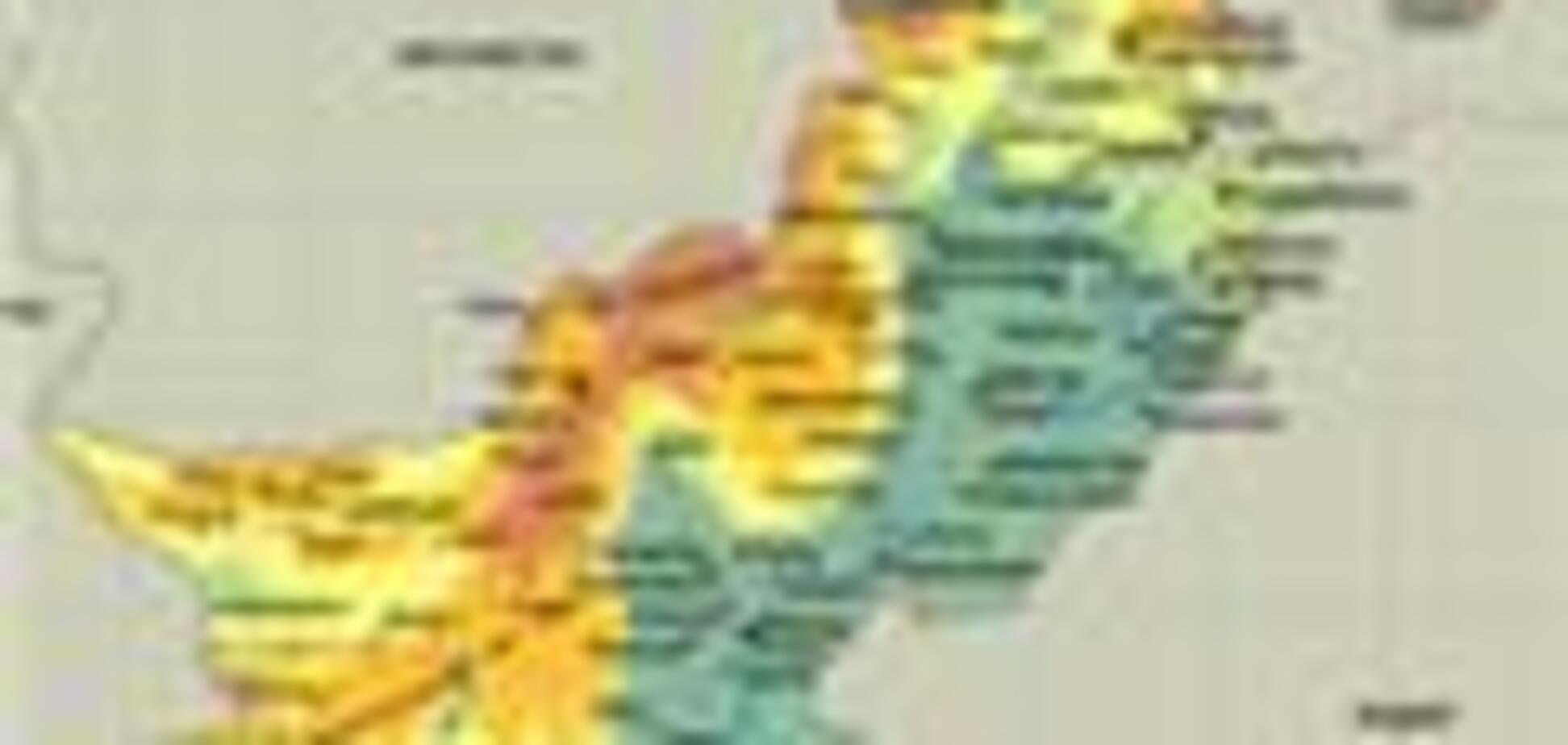 Американці обстріляли територію Пакистану