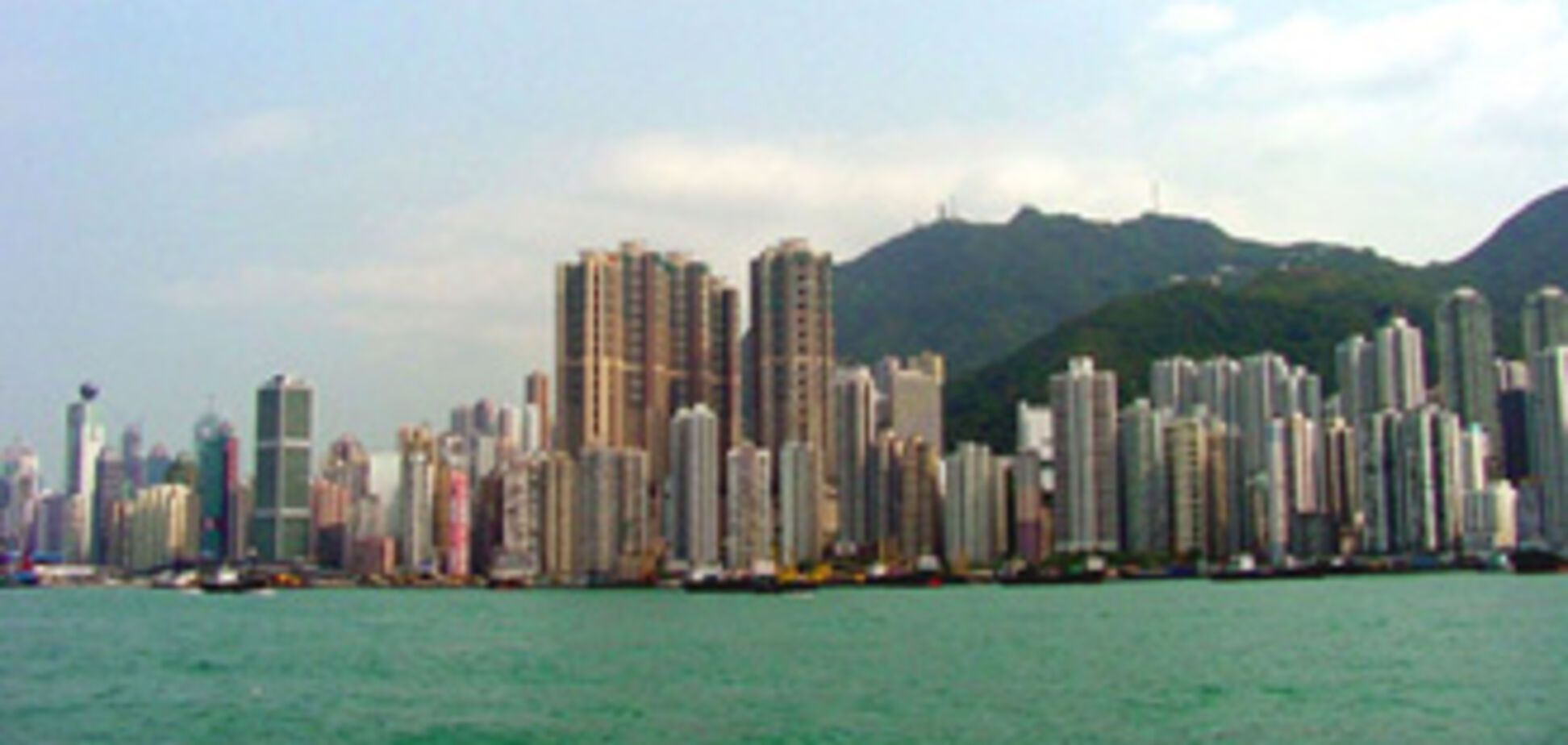 В Гонконге прохожих облили кислотой