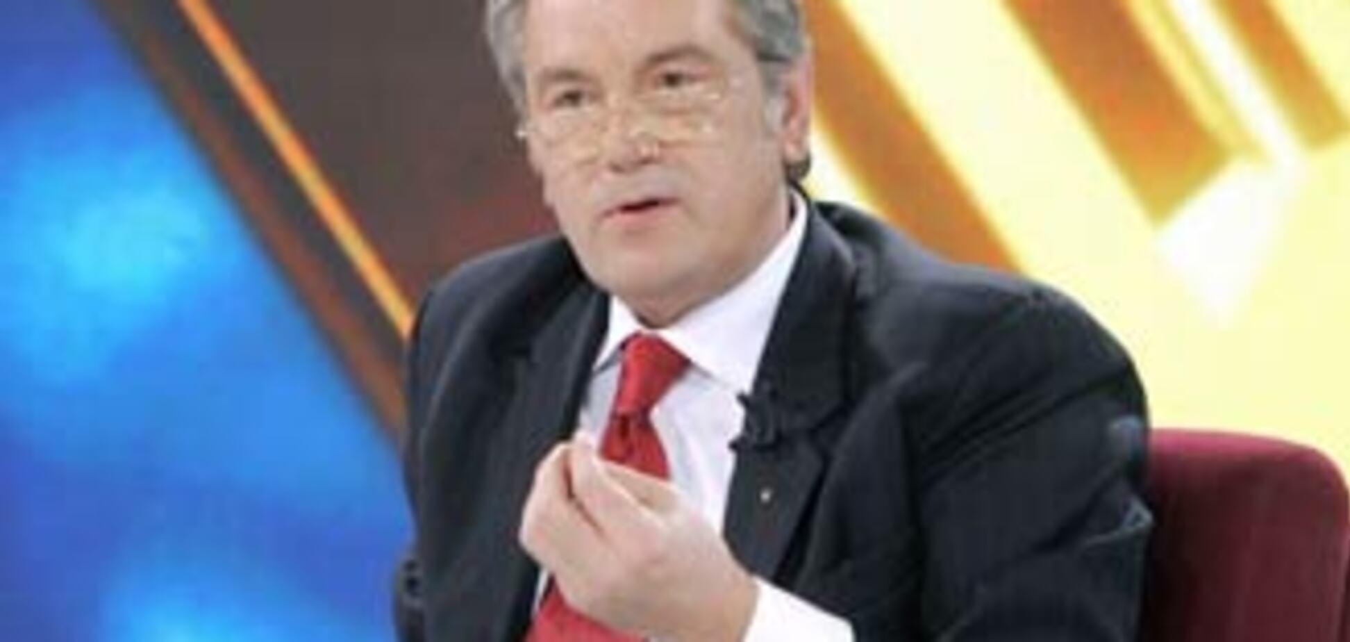 Ющенко ударит по кризису совещанием