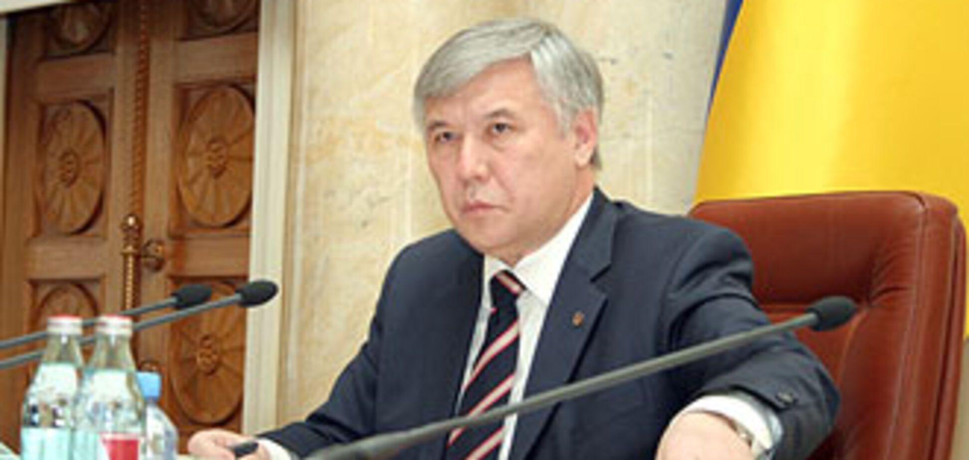 БЮТ сделал первый шаг к отставке Еханурова