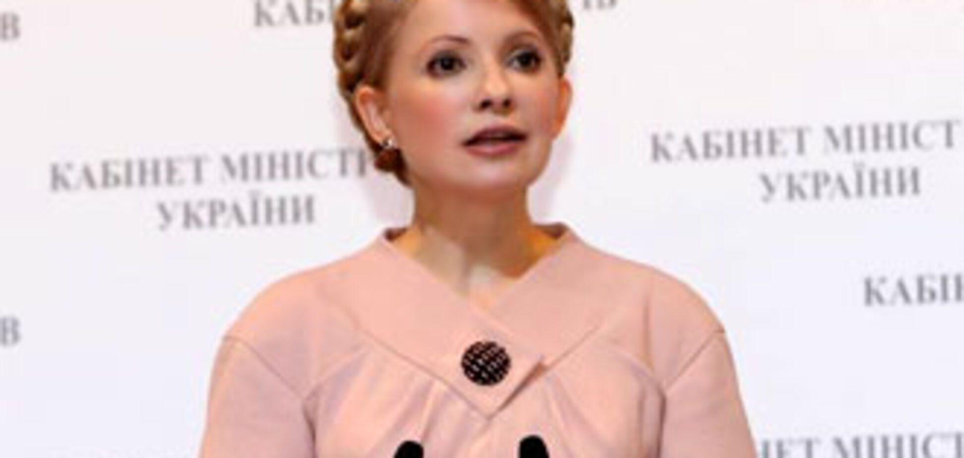 В СНГ надеются, что Тимошенко станет президентом