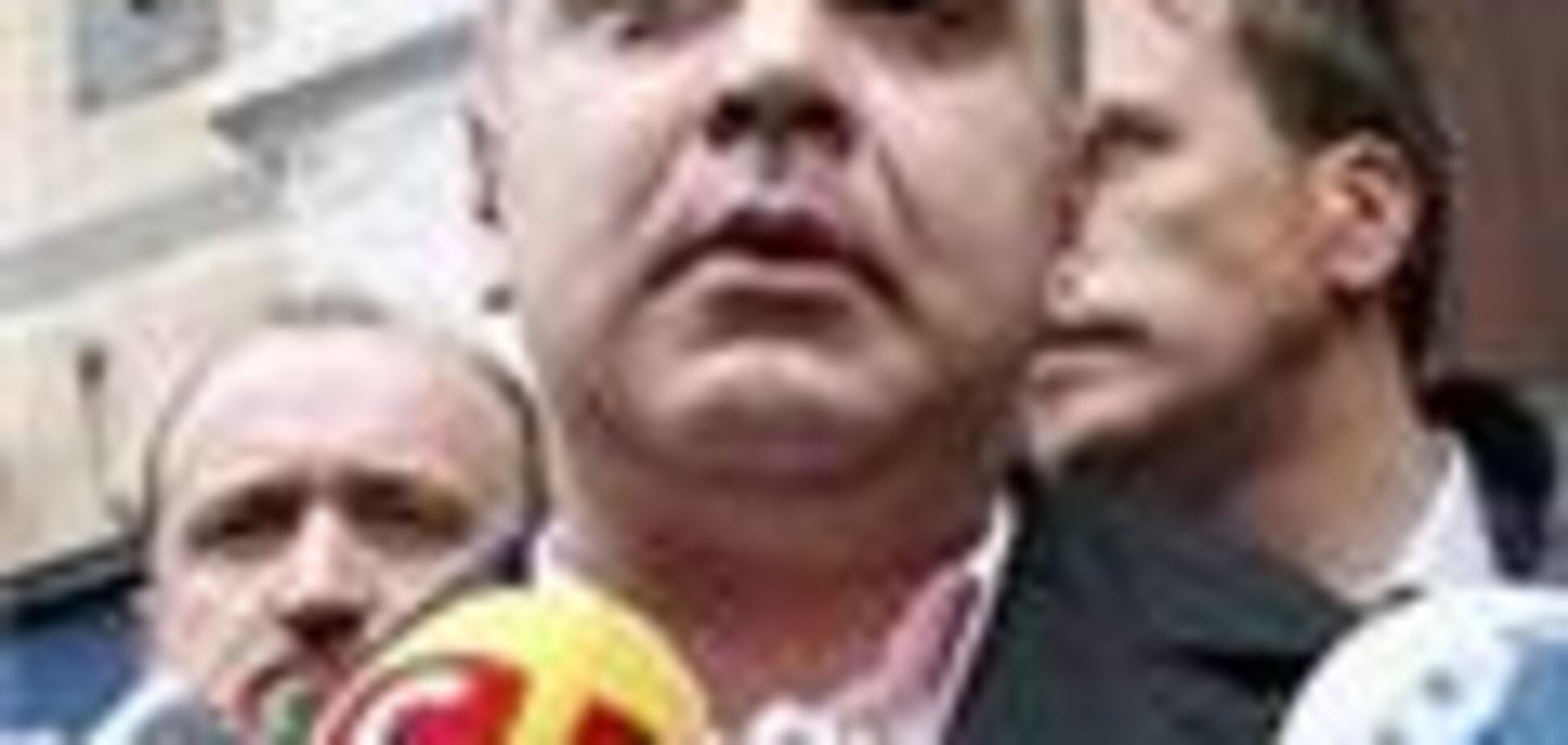 Жвания: С Ющенко у нас окончательно сожжены все мосты