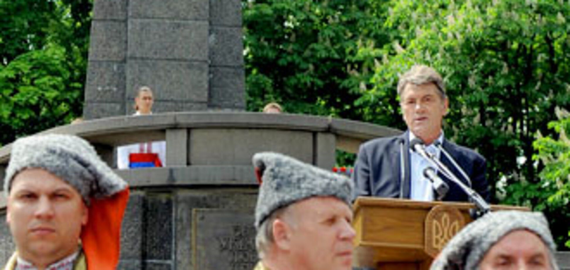 Ющенко назвал главное условие прогресса Украины