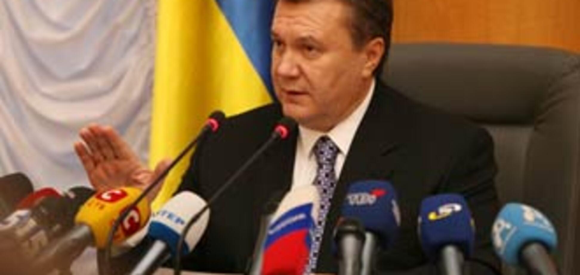 Янукович склоняется к ющенковской дате выборов