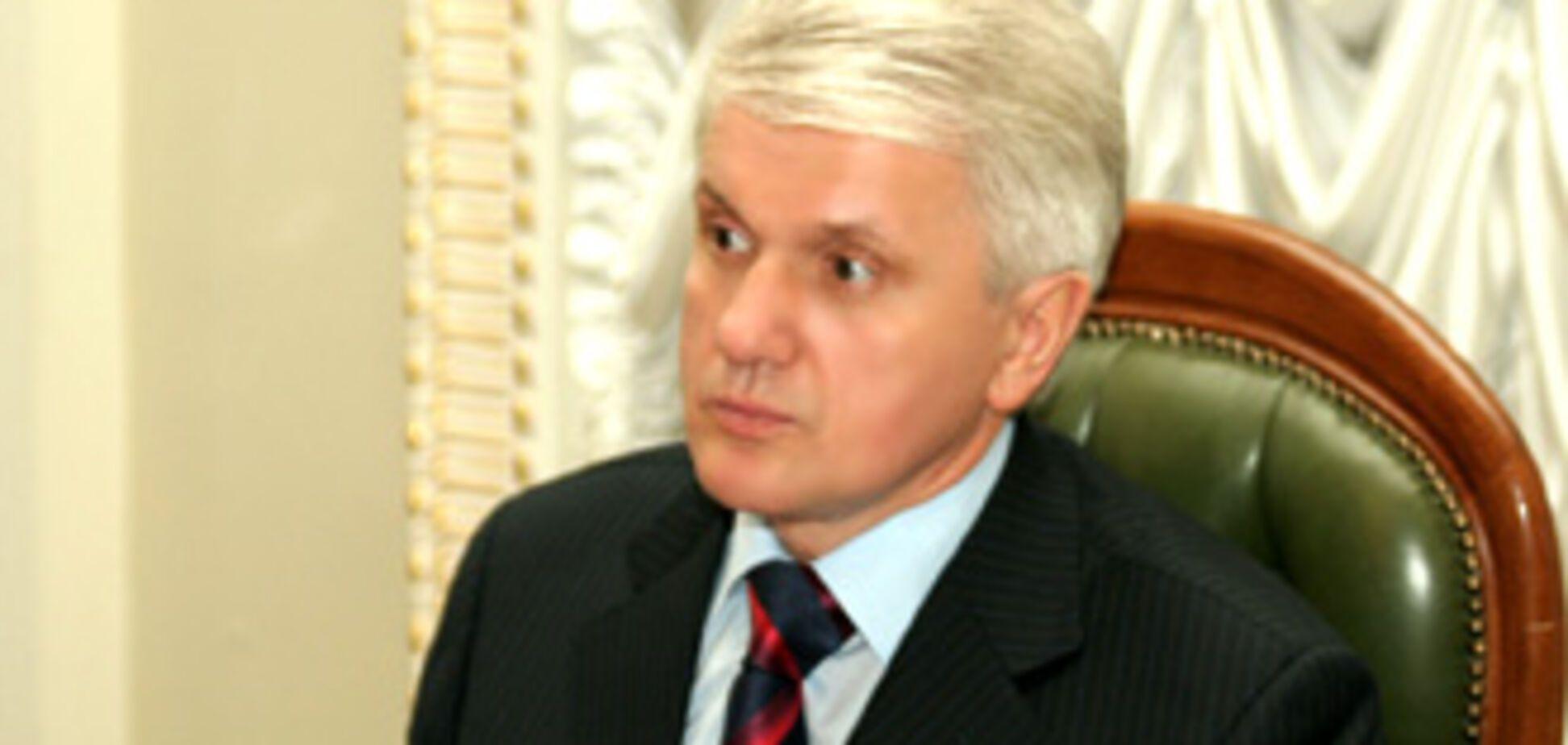 Литвин заставит объединиться БЮТ и Партию регионов