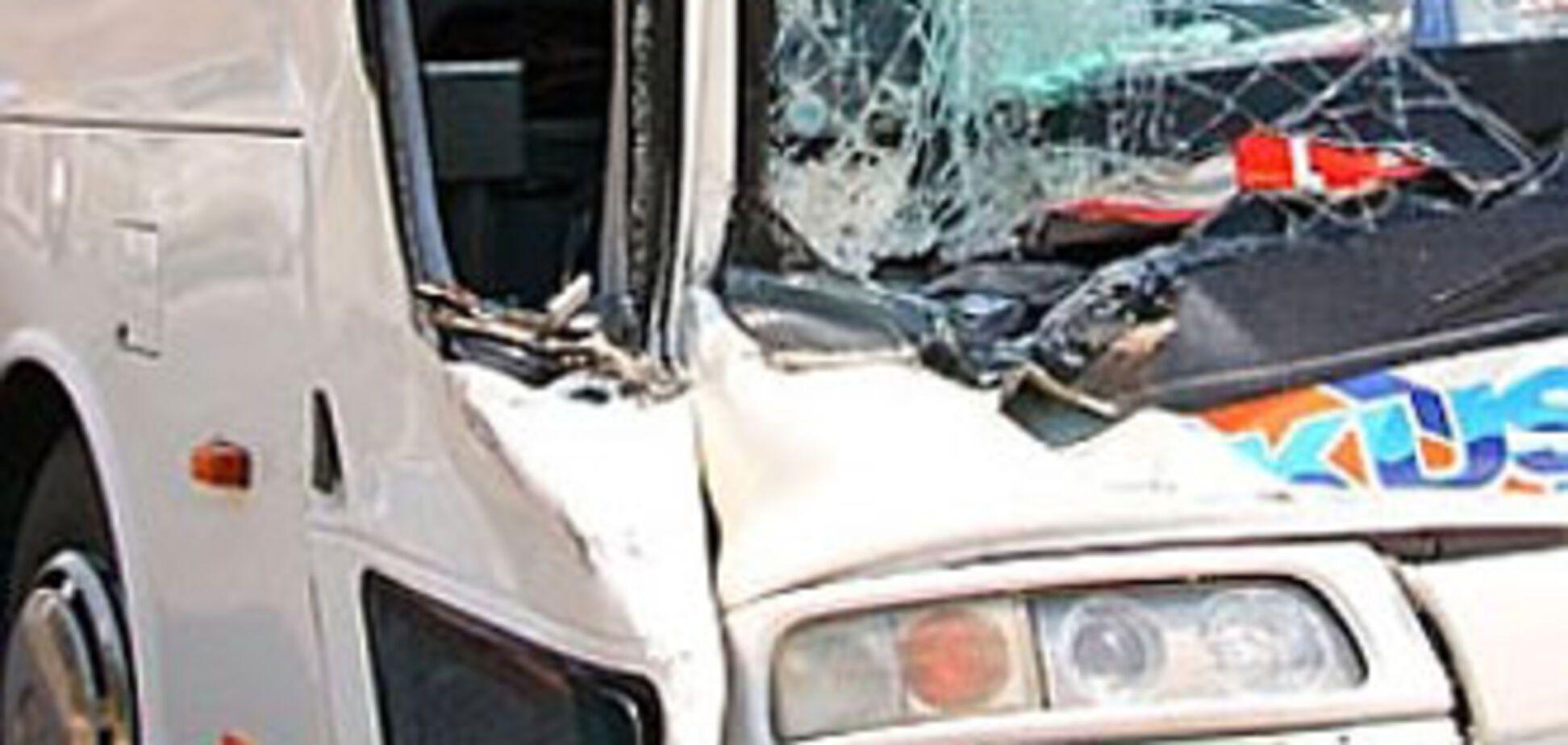В Польше разбился автобус с белорусами