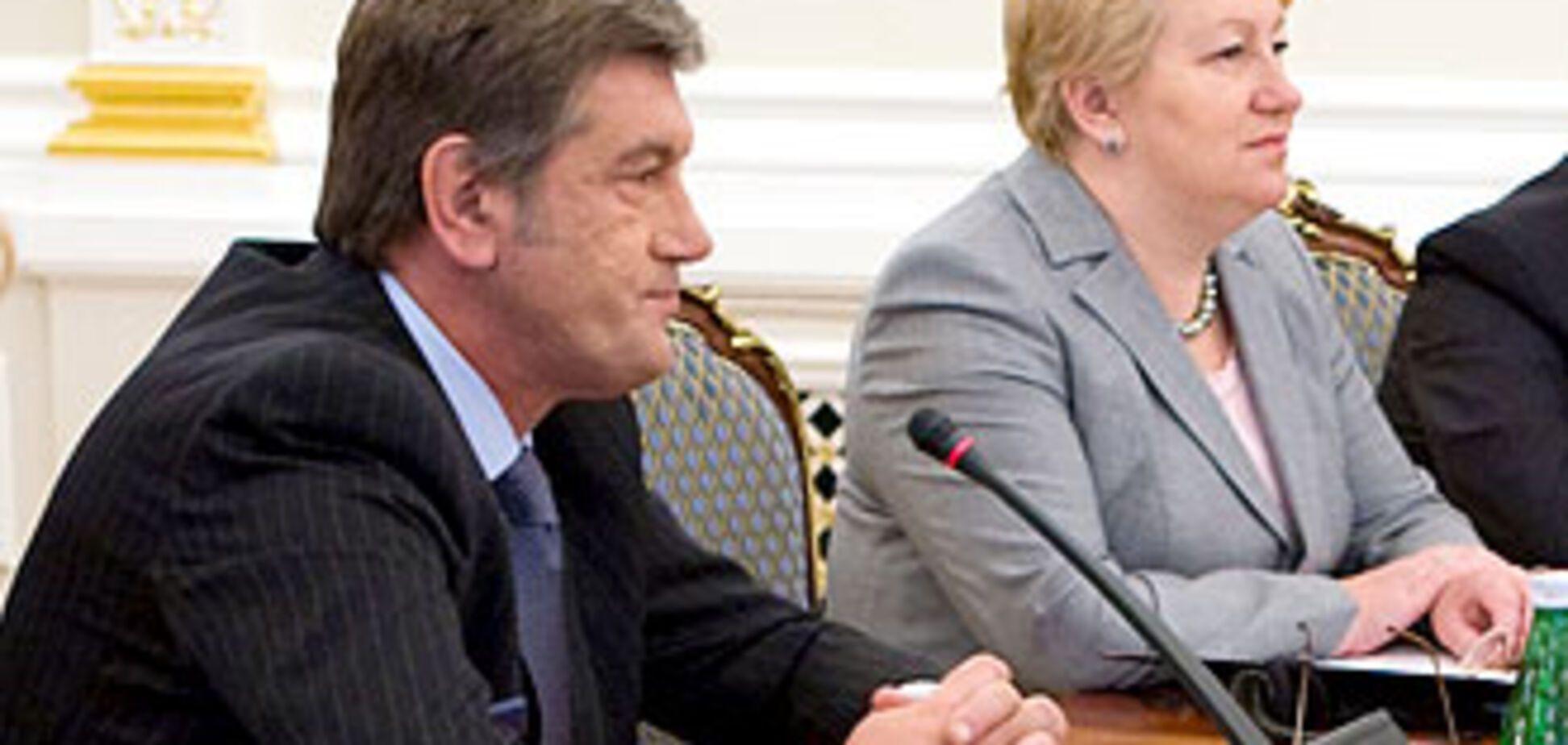 Ющенко хочет свежей крови