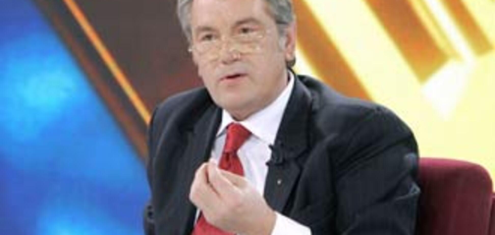 Ющенко протащит через референдум свою Конституцию