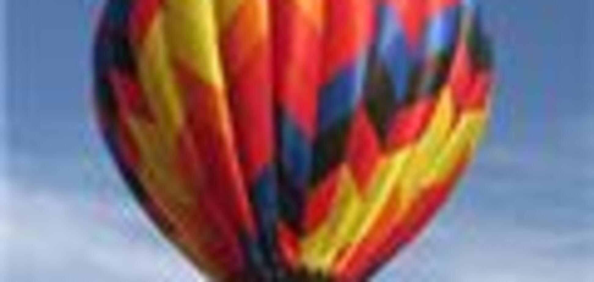 У Туреччині впала повітряна куля з туристами