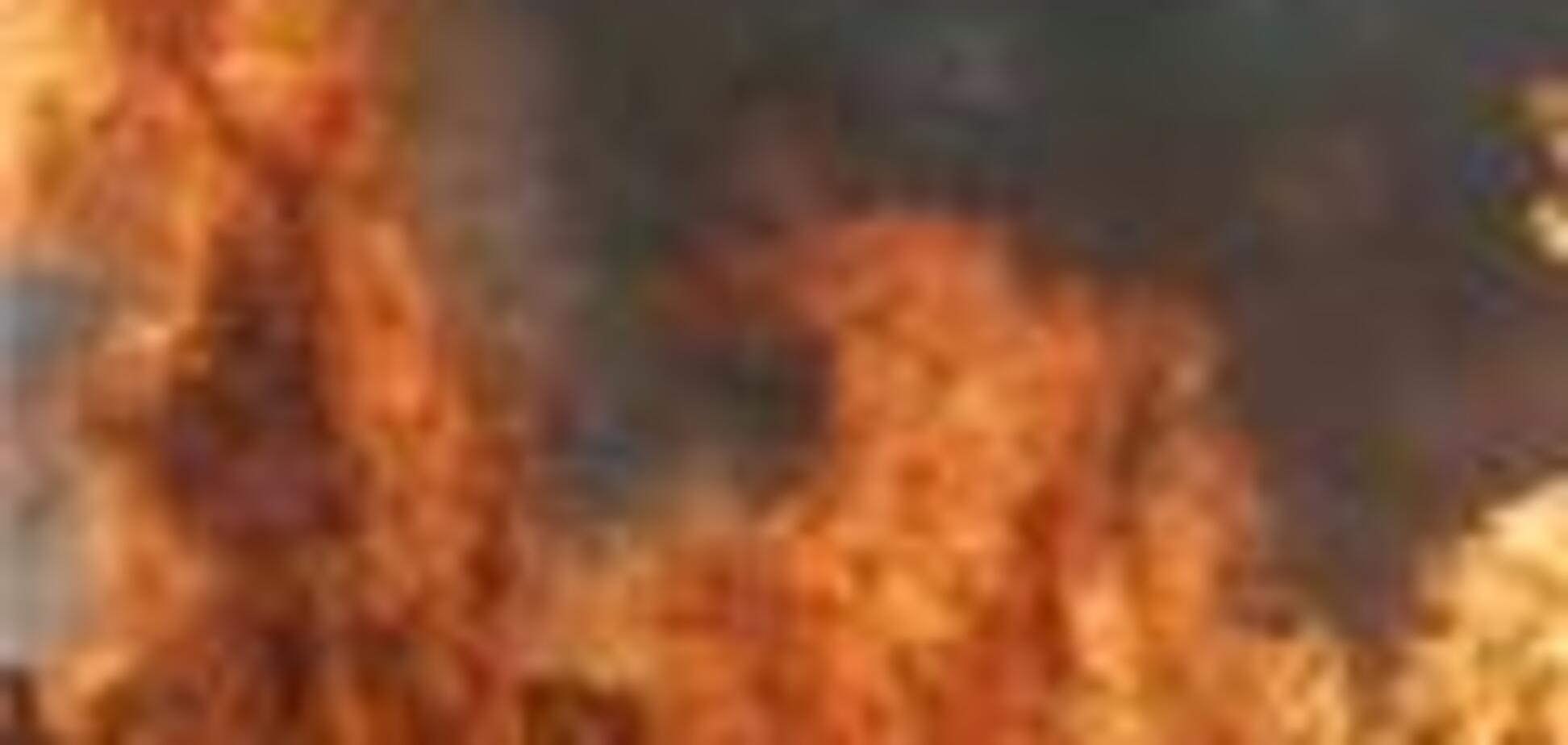 В Крыму пожар в жилом доме унес жизни двух человек