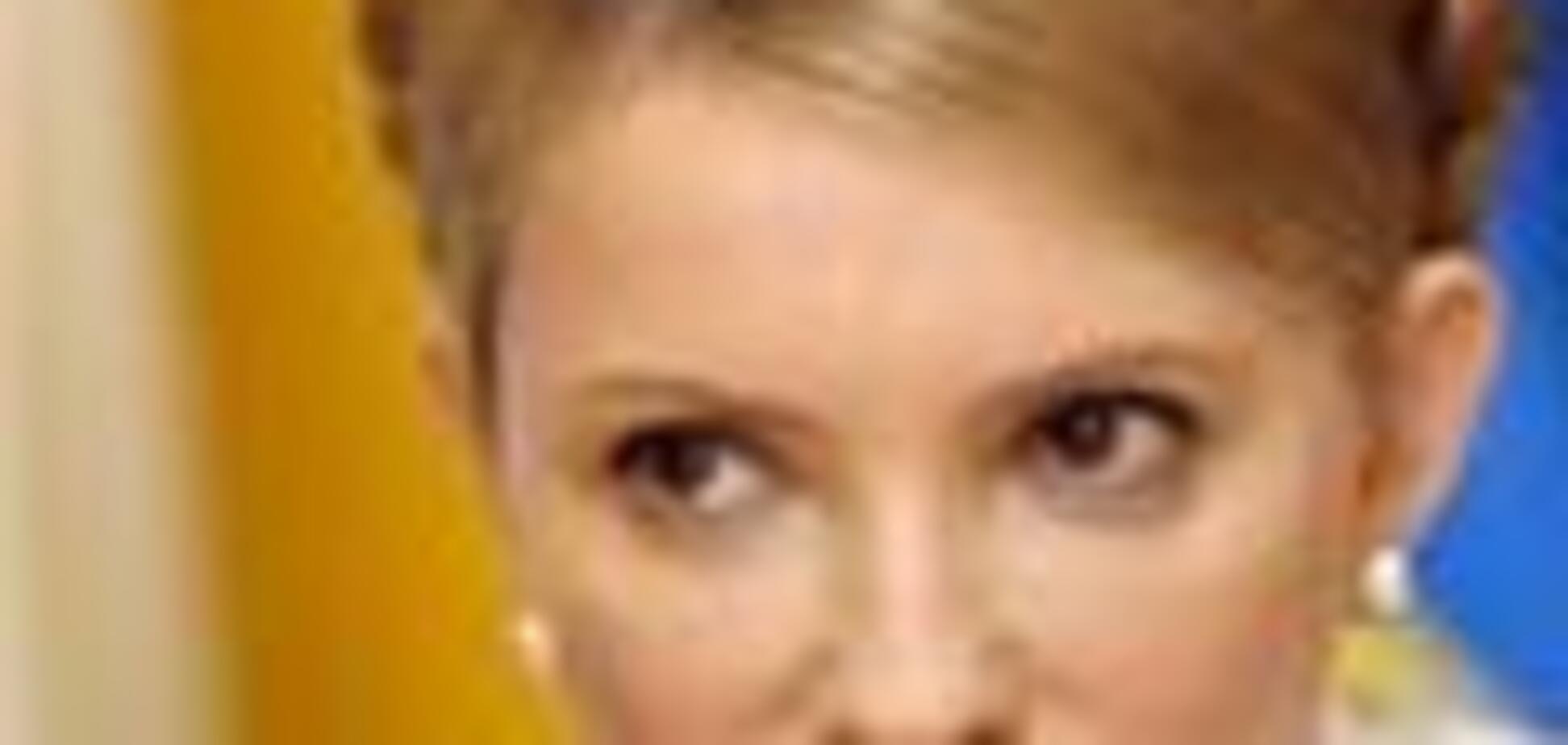Сегодня Тимошенко пойдет на Певческое поле