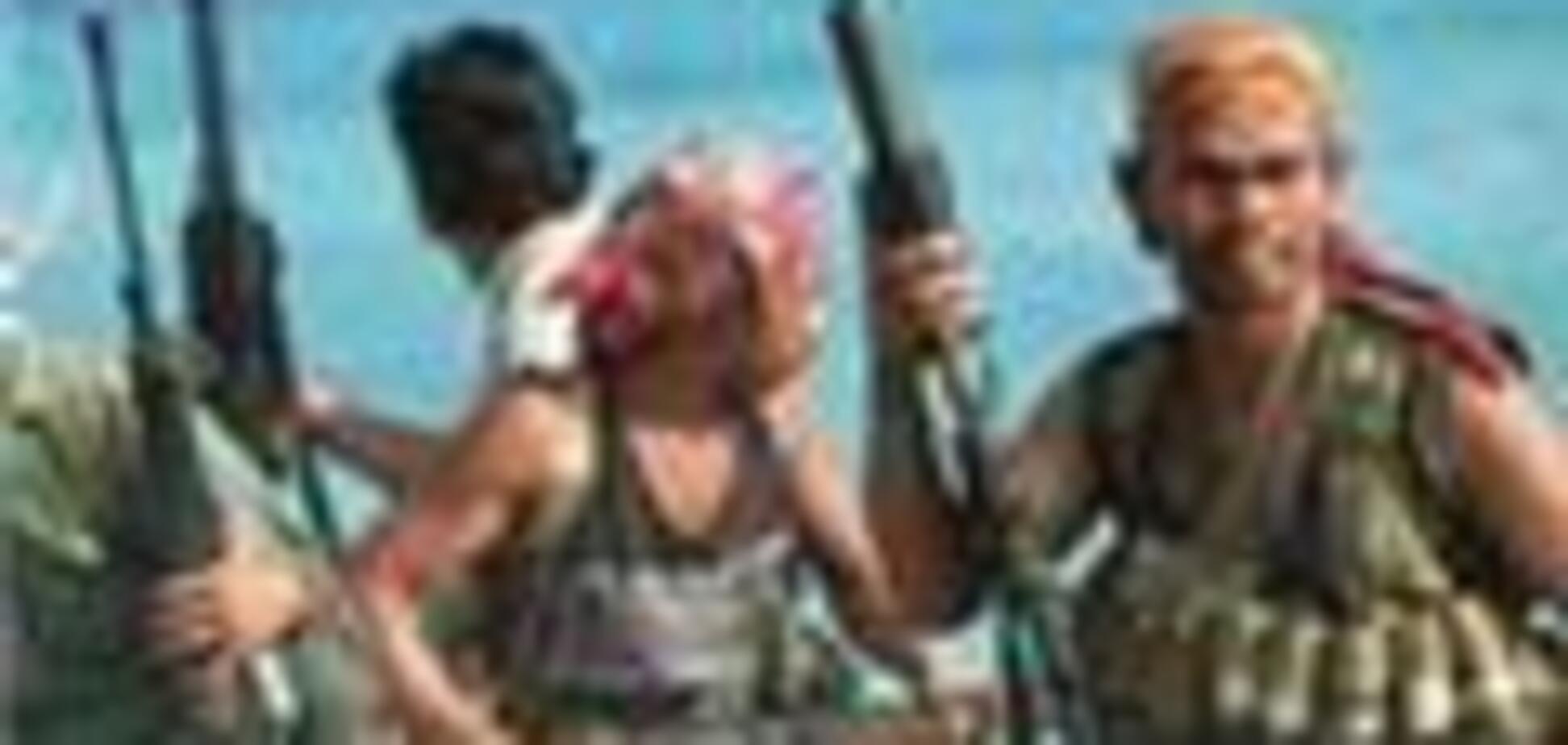 Пірати доставлять українців до узбережжя Сомалі