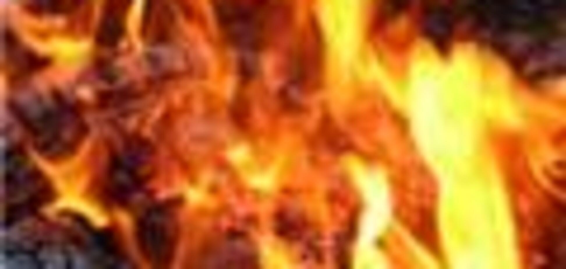 Черниговский поджигатель снова вышел на охоту, восьмой раз