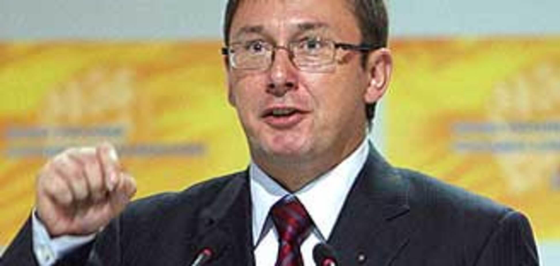 Президент просит Тимошенко разобраться с Луценко