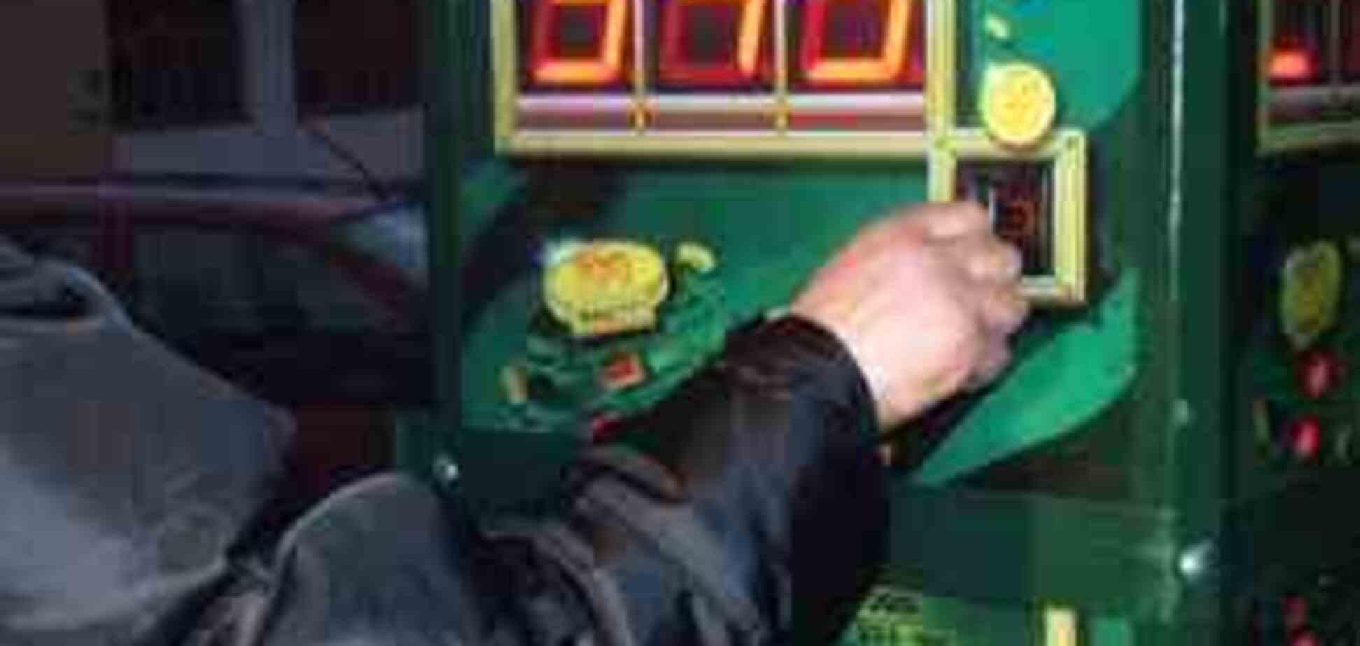 Зал игровых автоматов взорвался в Днепропетровске