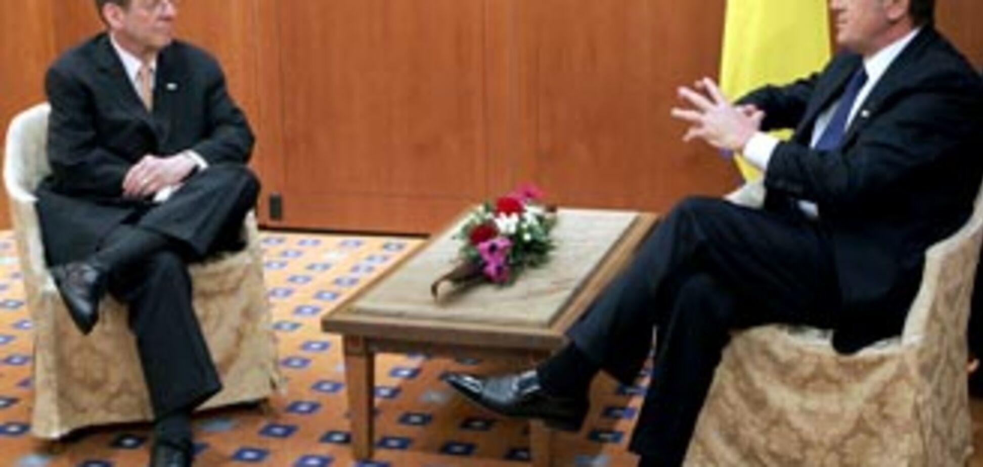 Ющенко назвал главную цель 'Восточного партнерства'