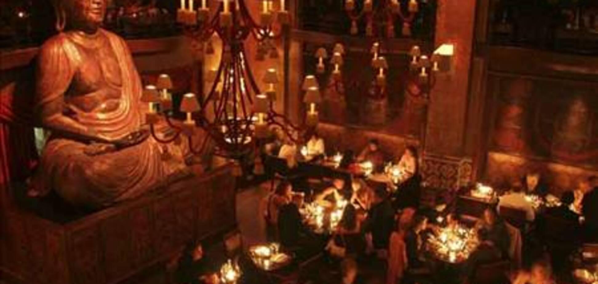 'Indian party' в лаунж-ресторане 'Buddha-bar Kiev'