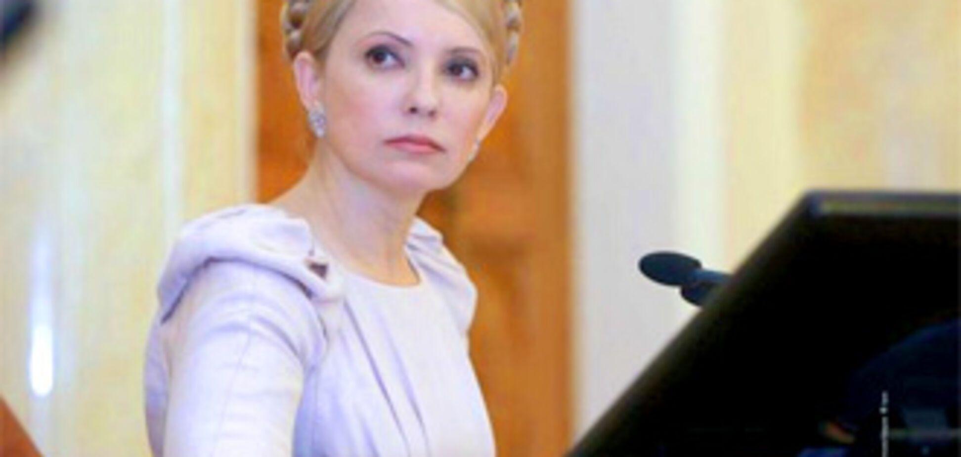 Тимошенко програла кадровий бій регіоналам