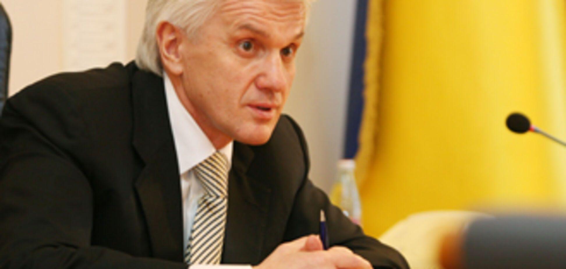Литвин знайшов вихід з парламентської кризи