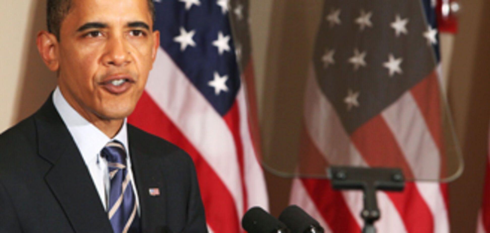 Обама-народу: 'О, боже мій'