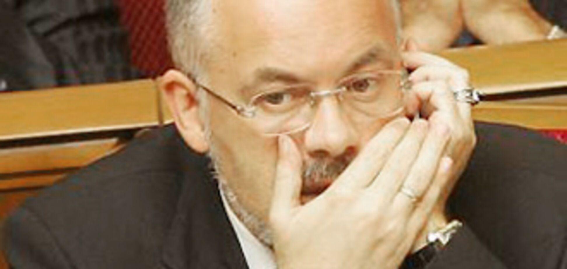 Голова штабу Кучми зізнався у використанні 'чорного піару'