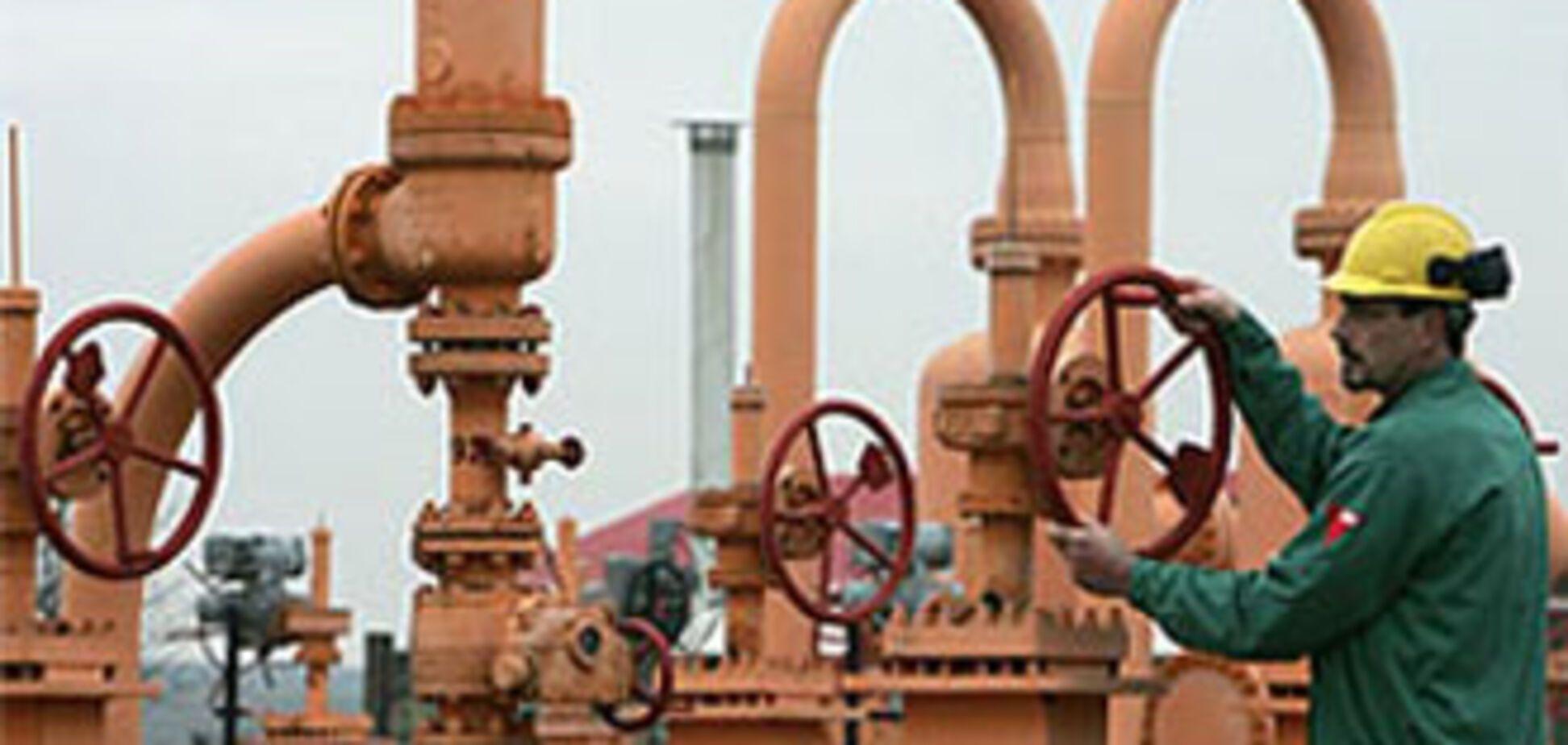 Європа створює свої запаси газу