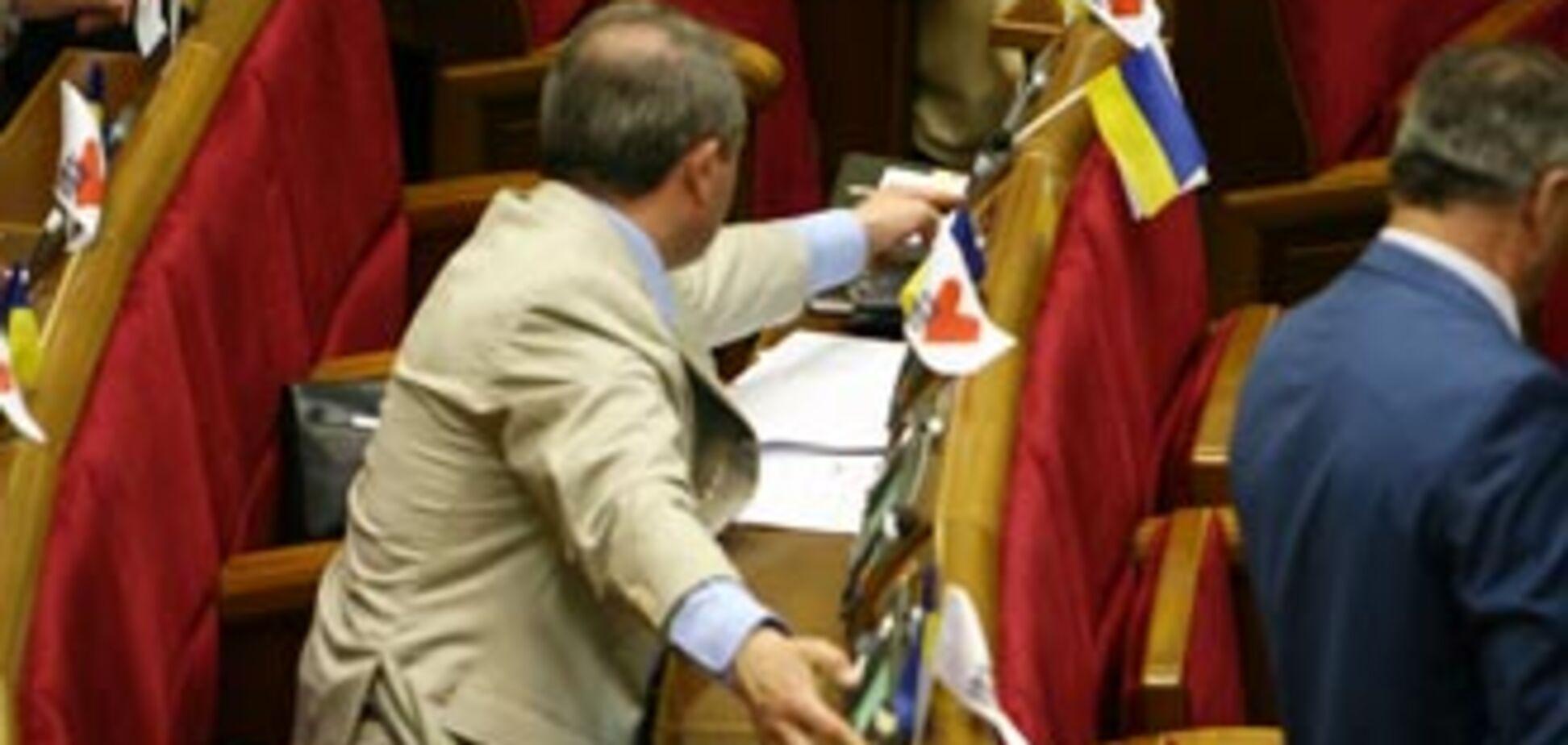 Депутати готові віддати Лозинського прокуратурі