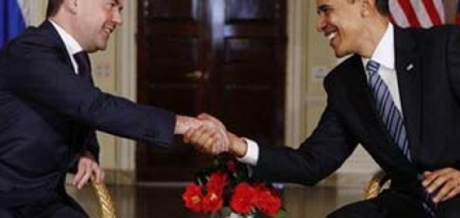 Обама закликає РФ відмовитися від 'холодної війни'