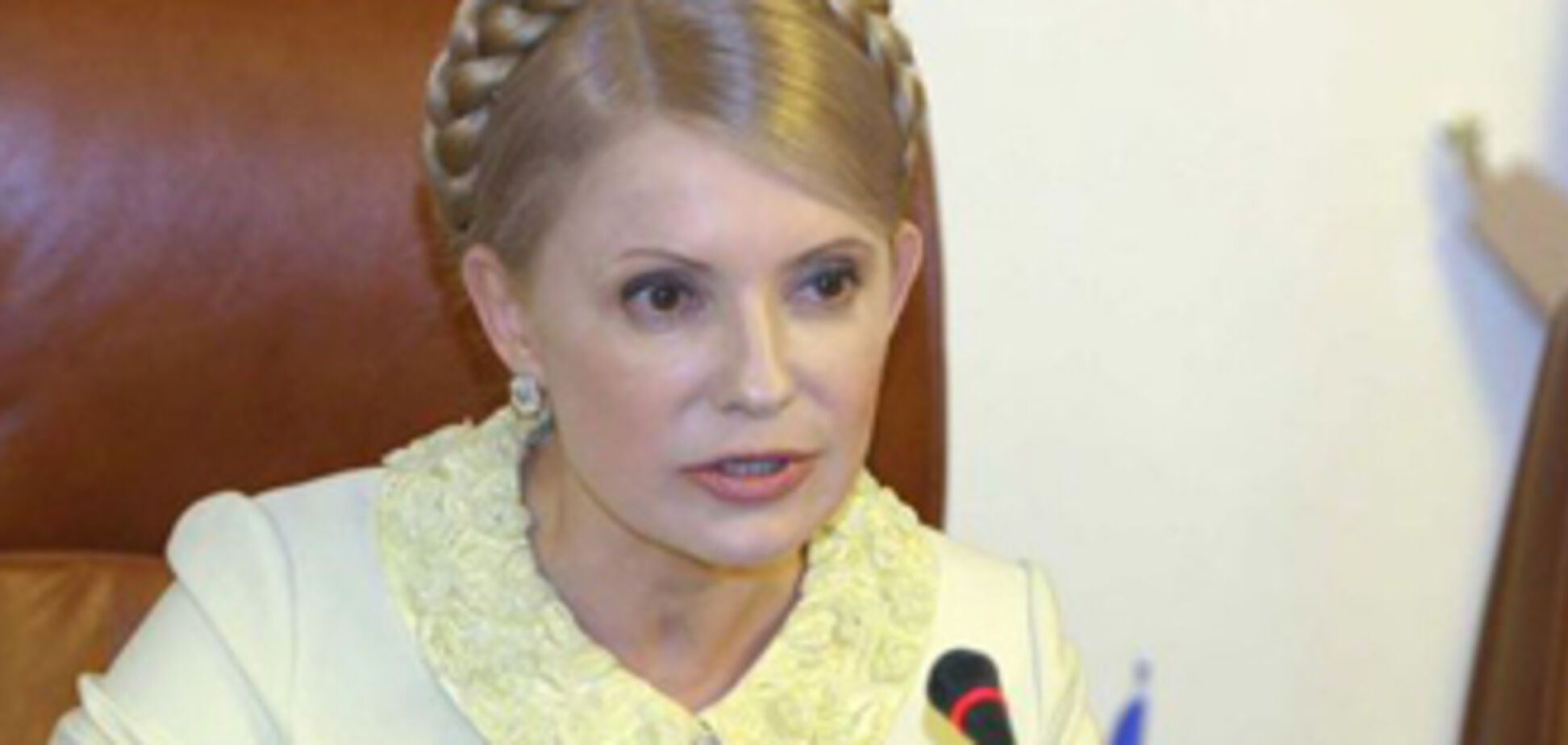 Тимошенко напугала миссию МВФ