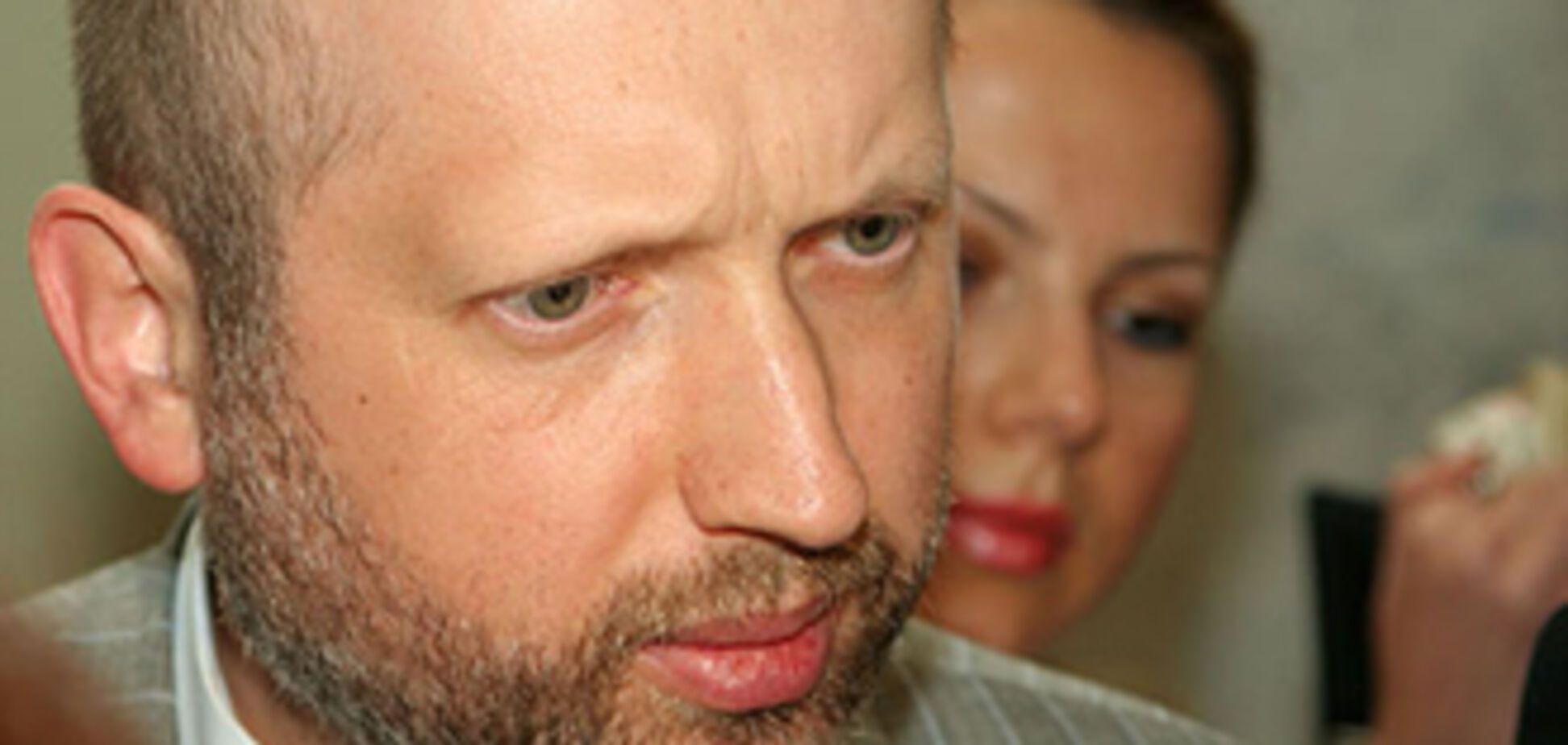 Лозинського' кришував' Турчинов