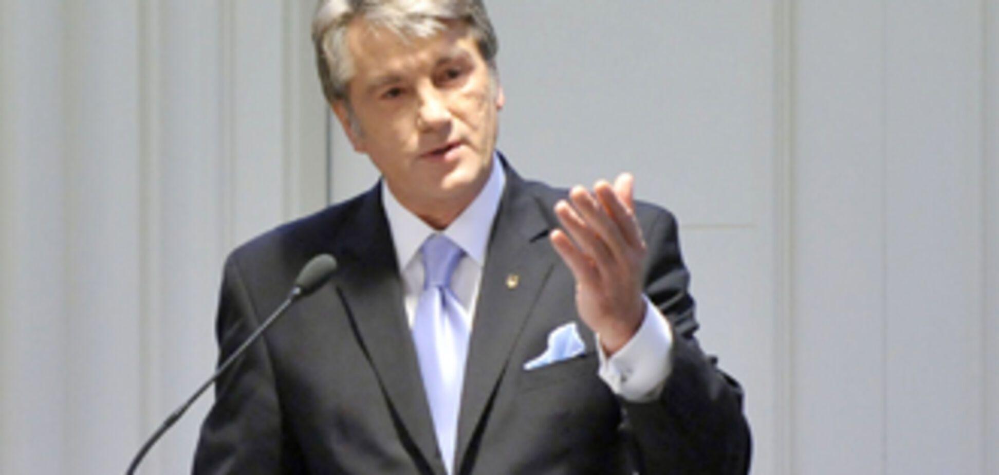 Ющенко позбавив українців референдуму