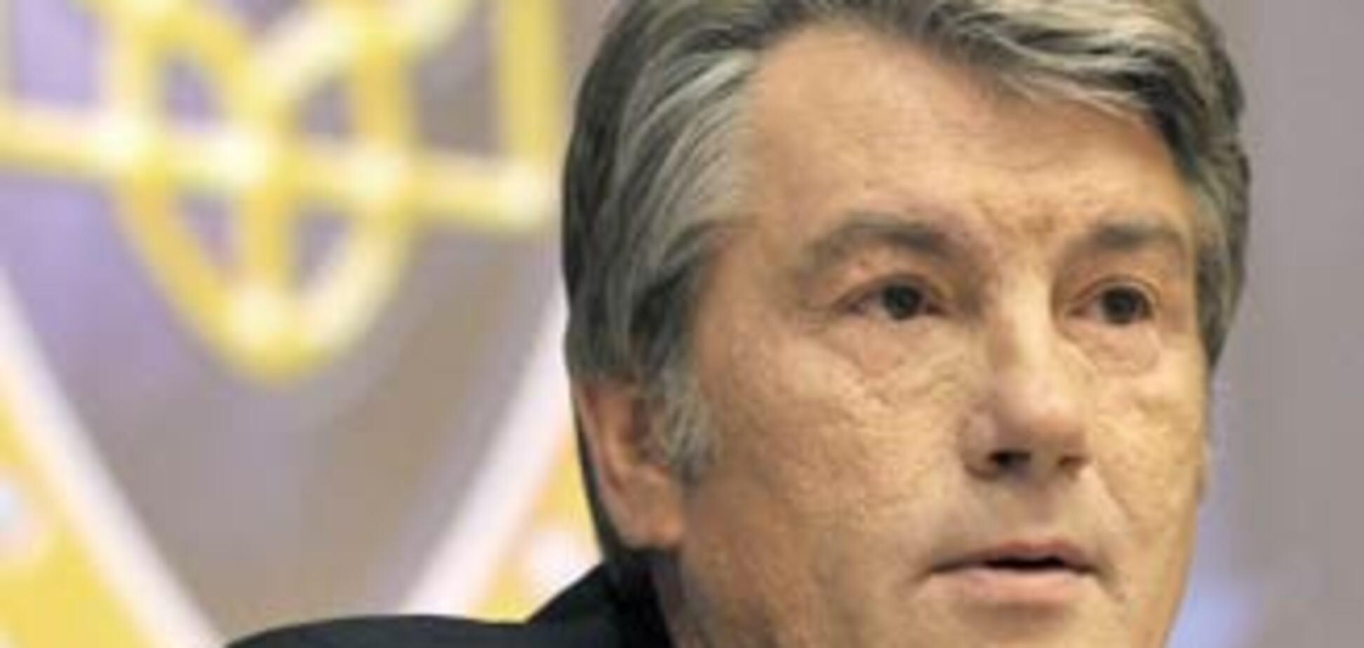 Виктора Ющенко отравили случайно?