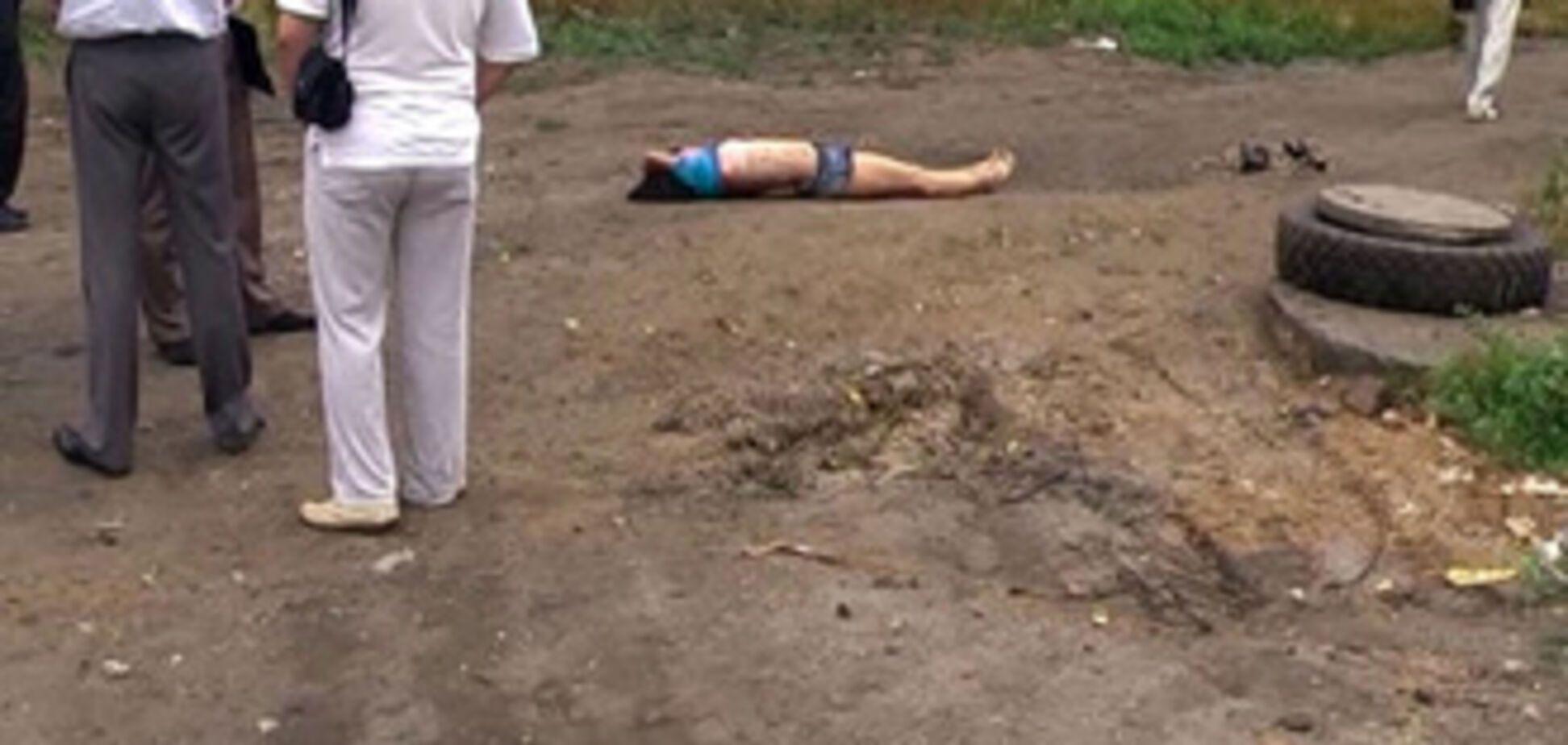 Убийца повторил преступление в первый день на свободе