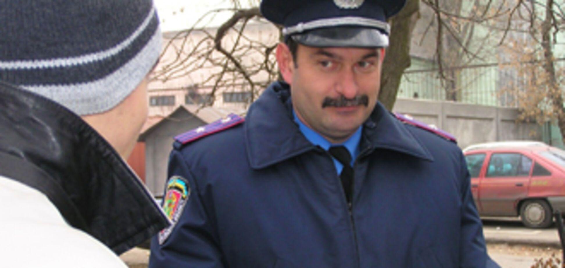 За сдачу преступников милиция дарит мобилки
