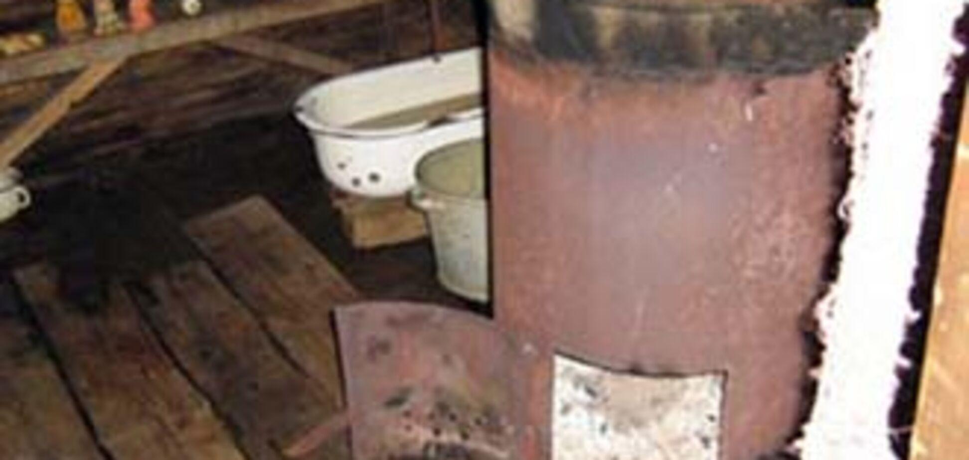 Мать сожгла новорожденного ребенка в печи