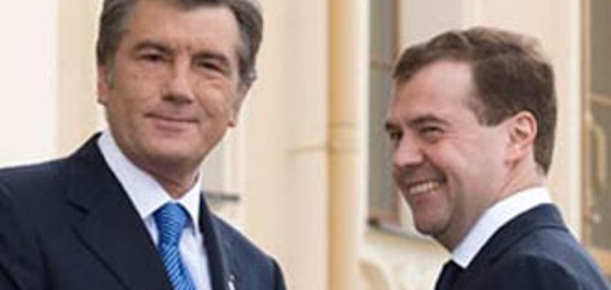 Кравчук разъяснил, чего хотел Медеведев от Ющенко
