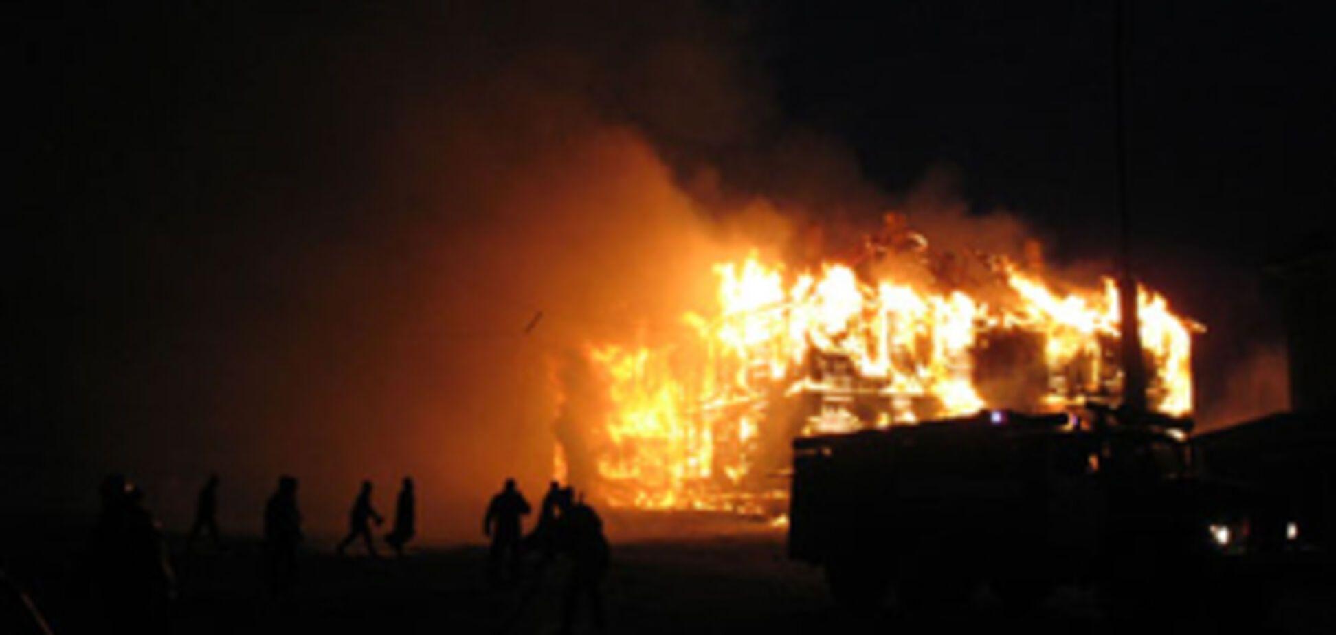 Пожар на свадьбе унес жизни более 40 человек