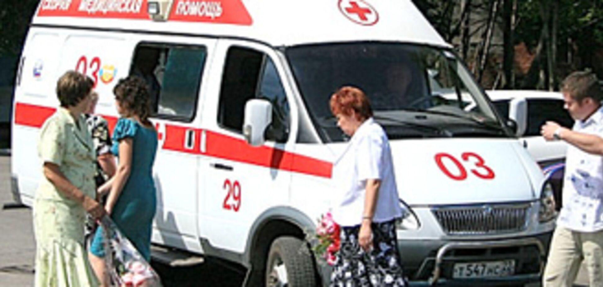 В Днепропетровске столкнулись авто и маршрутка: 6 жертв