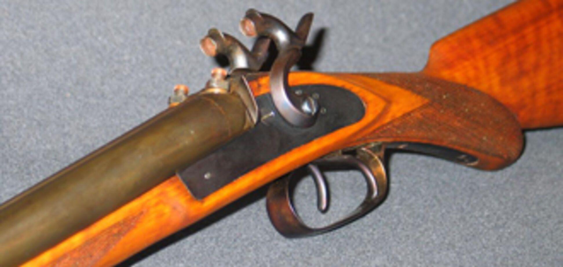 На Донетчине парень застрелил брата, спутав его с барсуком