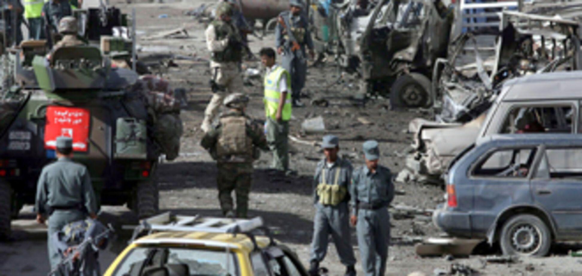 Взрыв в Афганистане унес жизни семи человек