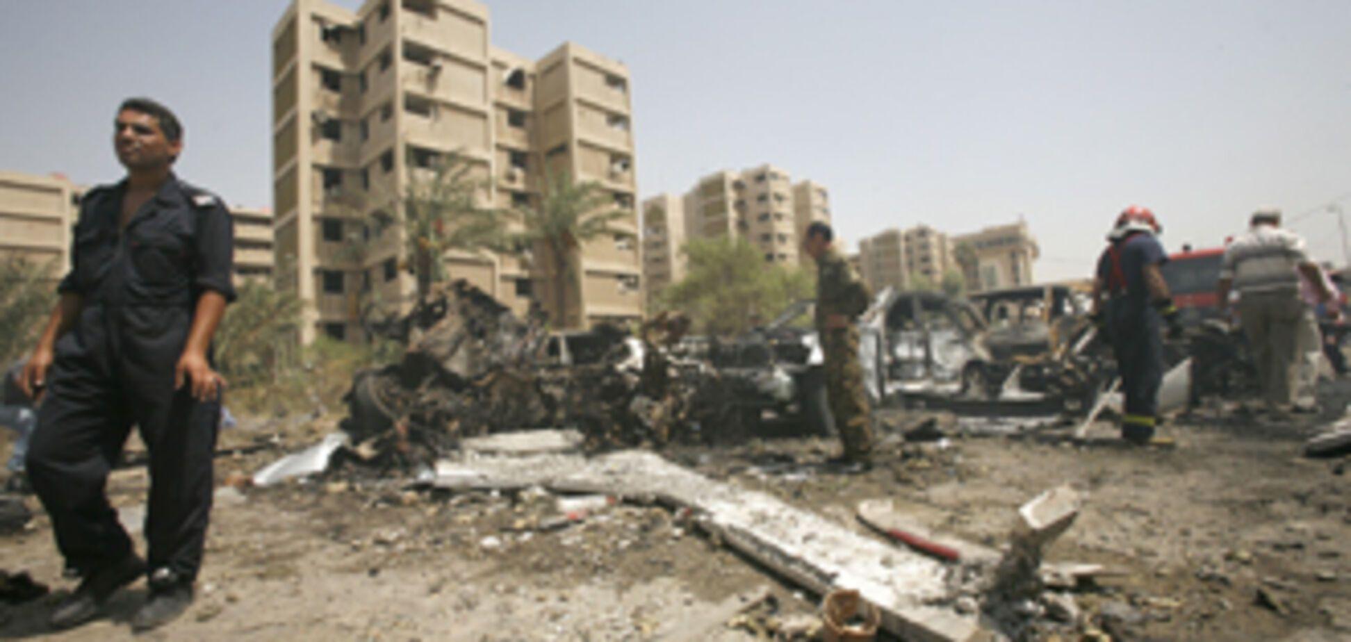 Теракты в Багдаде: 75 убитых, более 300 раненых