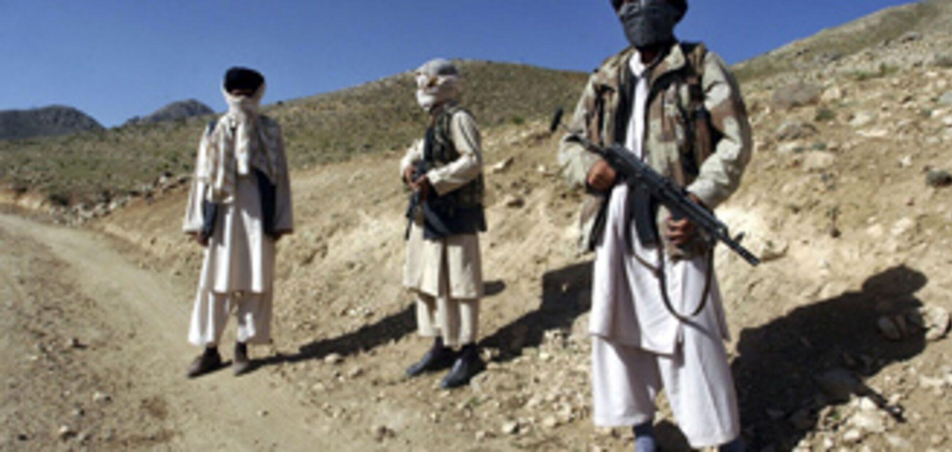 Выборы в Афганистане начались перестрелкой