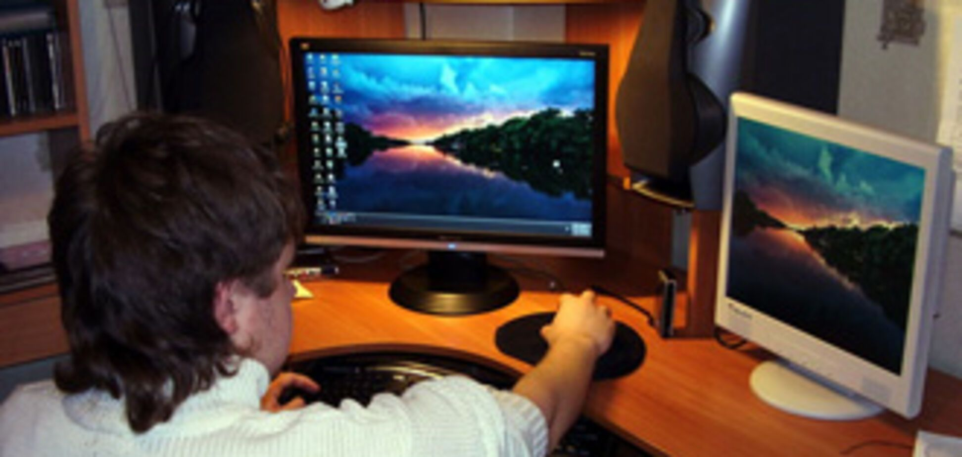 Чтобы поиграть в игры, ученики украли компьютер