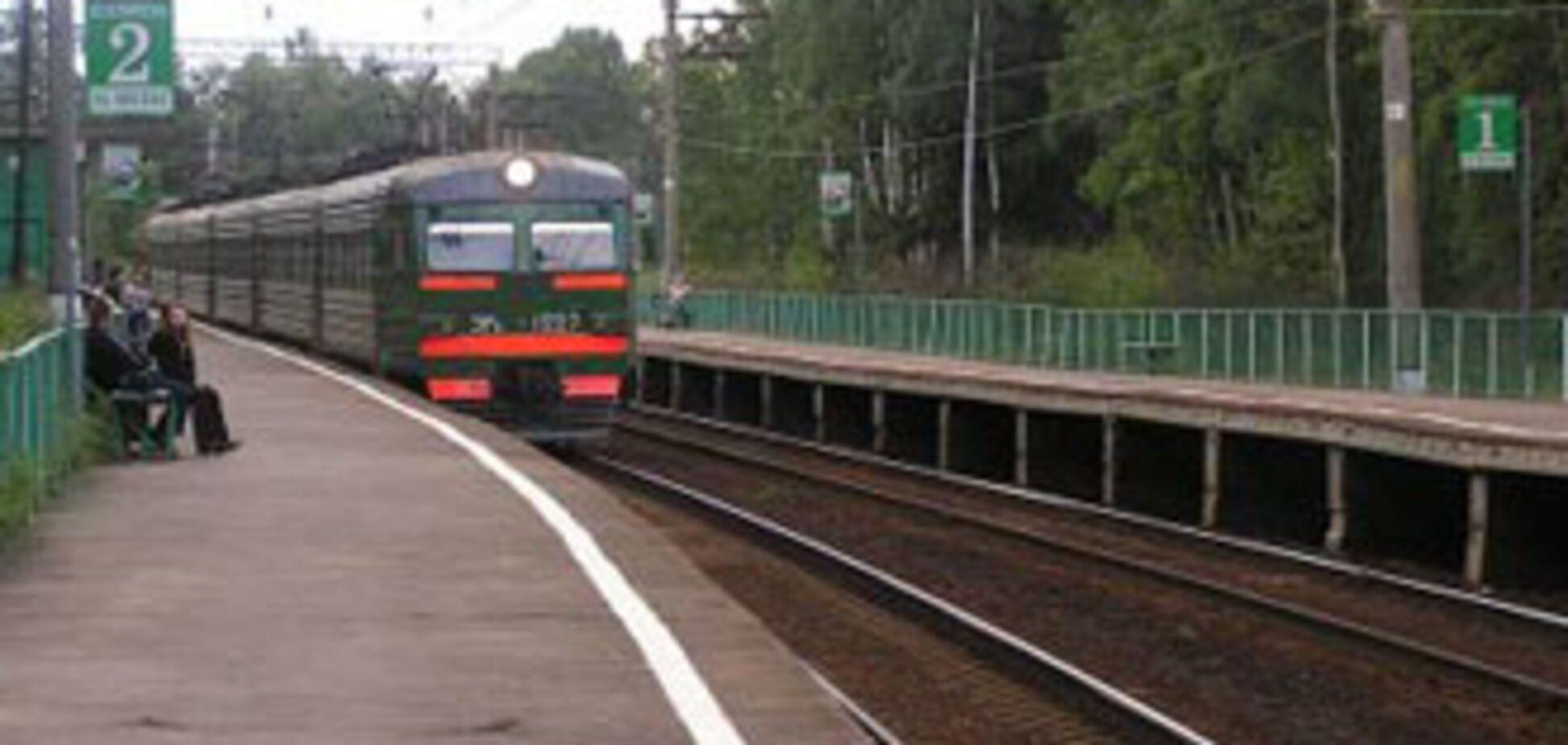 В Крыму девушка погибла под колесами поезда