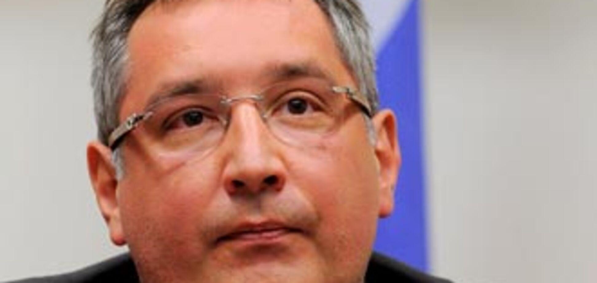Рогозин: Украину слишком быстро тянут в НАТО