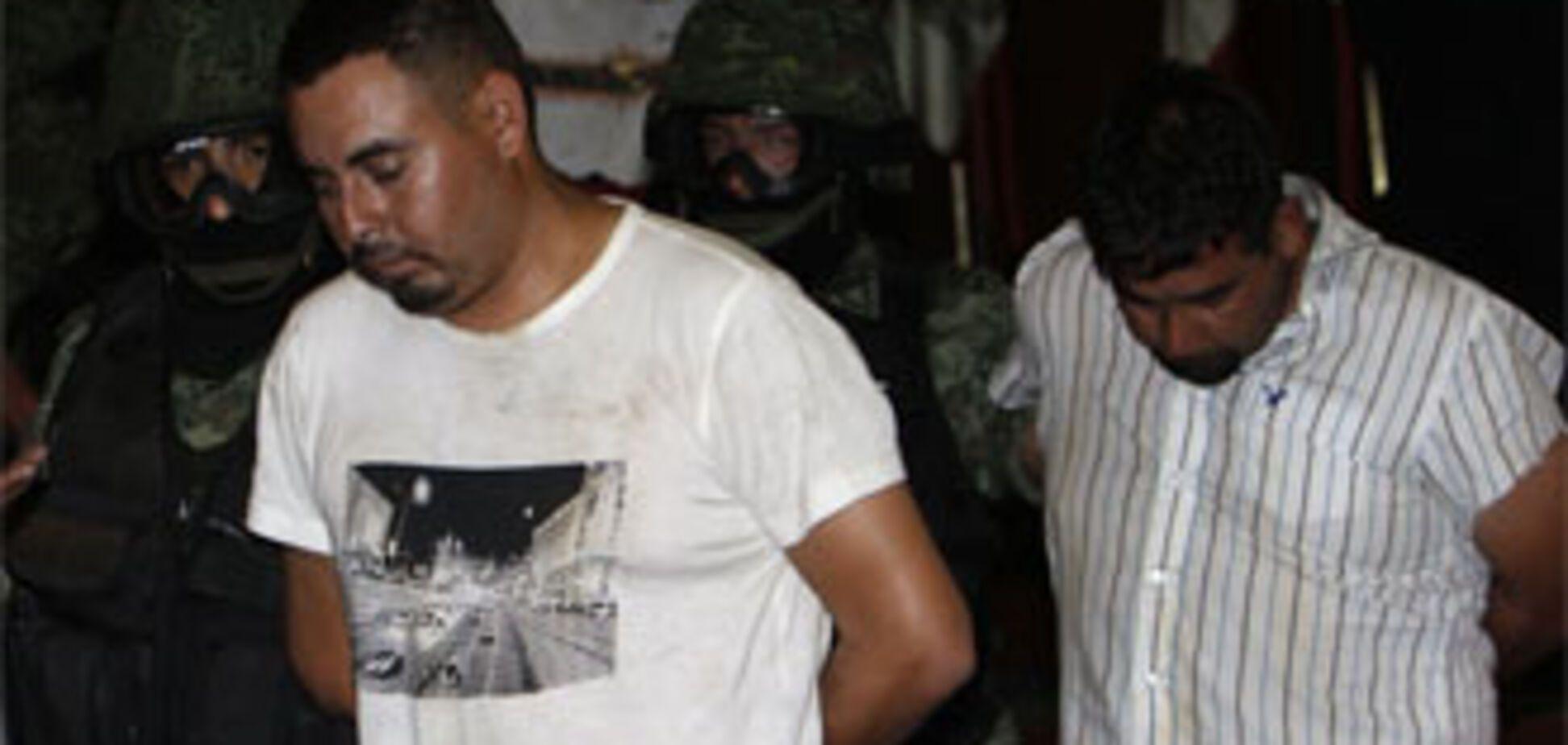 17 человек убито за сутки в мексиканском городе